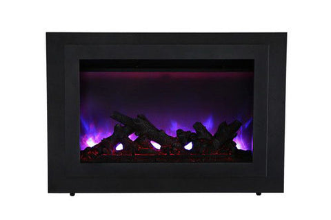Sierra Flame 34-inch Electric Fireplace Insert
