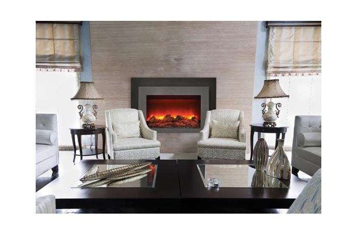 Sierra Flame 30-inch Electric Fireplace Insert