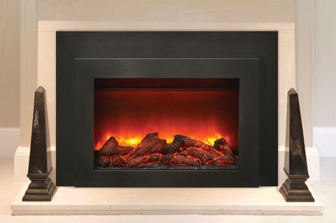 Image of Sierra Flame Electric Fireplace Insert - Electric Fireplace Heater - Electric Fireplaces Depot