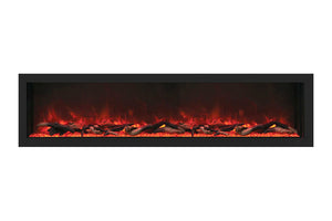 Remii 65'' Extra Deep Built-In Electric Fireplace