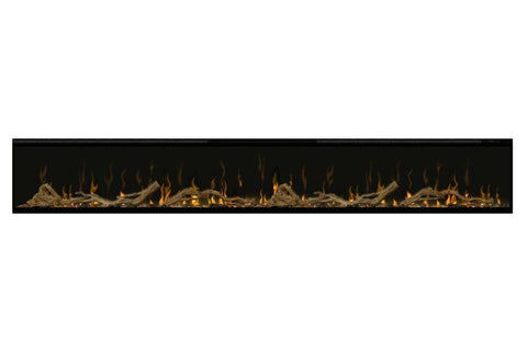 Image of Dimplex Ignite XL 100 inch Linear Electric Fireplace | Built-In | Wall Mount | XLF100 | Electric Fireplaces Depot