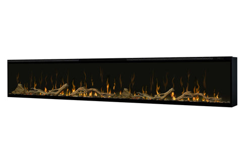 Dimplex Ignite XL 100 inch Linear Electric Fireplace | Built-In | Wall Mount | XLF100 | Electric Fireplaces Depot