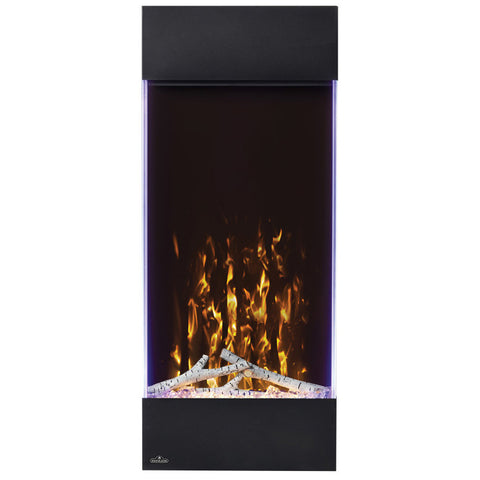 Napoleon Allure Vertical 38'' Wall Hanging Electric Fireplace