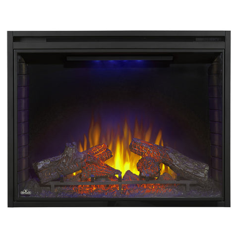 Napoleon Ascent 40 inch Built In Electric Fireplace Insert - Electric Firebox Insert - NEFB40H - Electric Fireplaces Depot