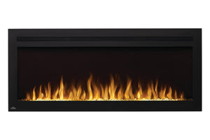 Napoleon PurView 50'' Wall Mount Built-In Electric Fireplace
