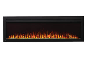 Napoleon PurView 72'' Wall Mount Built In Electric Fireplace