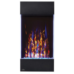 Napoleon Allure Vertical 32'' Wall Mount Electric Fireplace
