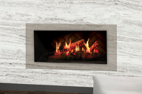 Image of Dimplex 30'' Opti-V Solo Virtual Built-In Electric Fireplace