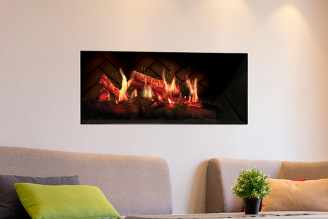 Dimplex 30'' Opti-V Solo Virtual Built-In Electric Fireplace