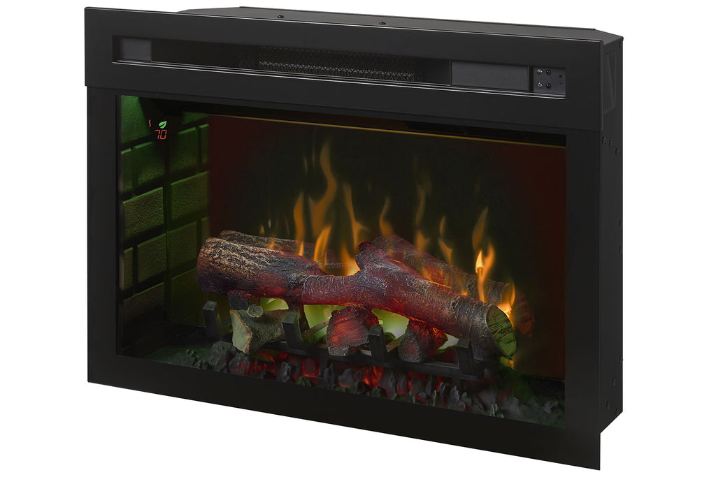 Fine Dimplex 25 Multi Fire Xd Plug In Electric Firebox W Logs Beutiful Home Inspiration Ommitmahrainfo