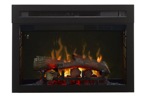 Image of Dimplex 25'' Multi-Fire XD Electric Firebox - Insert - Logs - Fireplace - Heater - PF2325HL