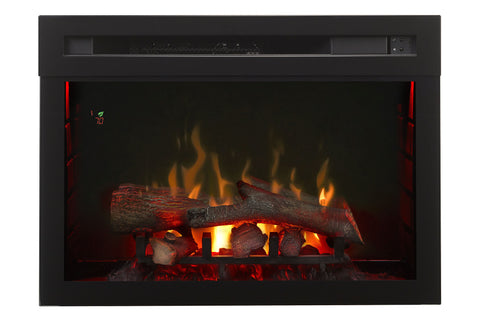 Image of Dimplex 25'' Multi-Fire XD Electric Firebox - Insert - Logs - Fireplace - Heater - PF2325HL - Electric Fireplaces Depot