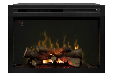 Image of Dimplex 33'' Multi-Fire XD Electric Firebox - Fireplace - Insert - Heater - Logs - PF3033HL