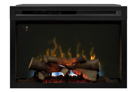 Image of Dimplex 33 inch Multi-Fire XD Plug In Firebox - Fireplace - Heater - PF3033HL