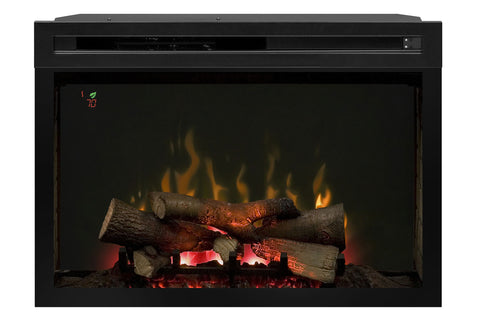 Image of Dimplex 33'' Multi-Fire XD Electric Firebox - Fireplace - Insert - Heater - Logs - PF3033HL - Electric Fireplaces Depot