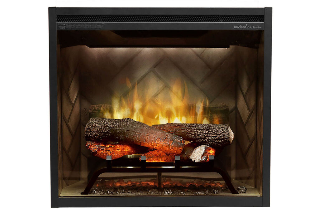 Dimplex Revillusion 24 inch Built-In Electric Firebox