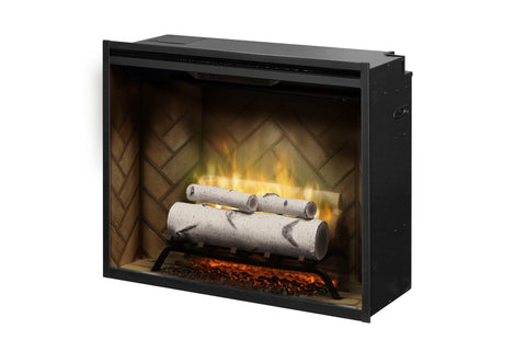 Image of Dimplex Revillusion Birch Log Set Accessory