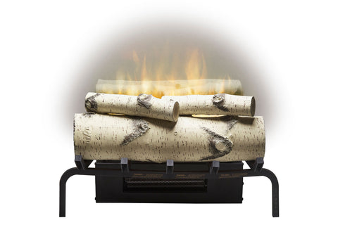 "Dimplex Revillusion 20"" Electric Birchwood Log Insert"
