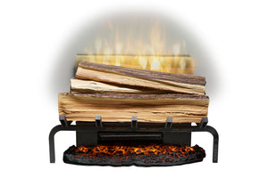 "Dimplex Revillusion 20"" Electric Fresh Cut Wood Log Insert"