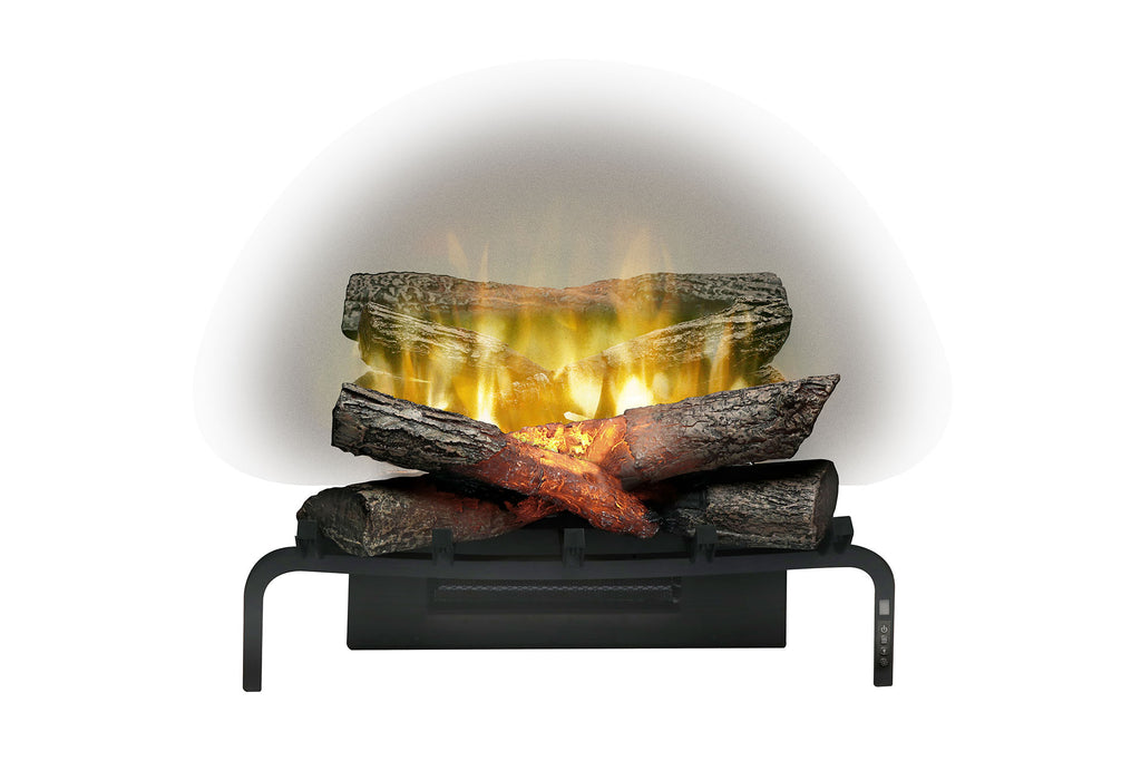 Dimplex Revillusion 20 inch Electric Fireplace Log Insert - Heater - RLG20 - Electric Fireplaces Depot