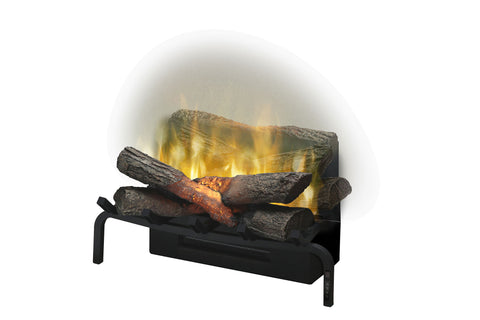 Dimplex Revillusion 20 inch Electric Fireplace Log Insert - Heater - RLG20