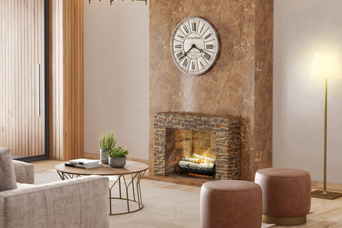 "Dimplex Revillusion 25"" Electric Birchwood Log Insert"