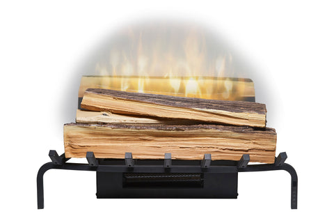 "Image of Dimplex Revillusion 25"" Electric Fresh Cut Wood Log Insert"