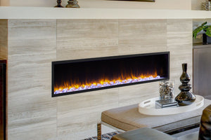 Hearth & Home SimpliFire Scion 78'' Built-In Linear Electric Fireplace