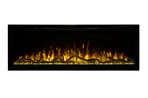 Modern Flames Spectrum Slimline 100'' Wall Mount / Recessed Linear Electric Fireplace