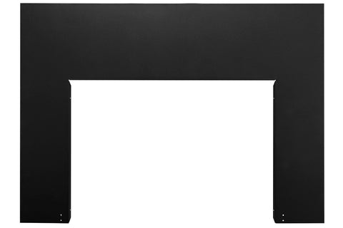 Hearth & Home SimpliFire 30-inch Plug-In Electric Firebox | Electric Fireplace | SF-INS30-BK | SF-SI4432-BKLarge Surround Trim | Electric Fireplaces Depot