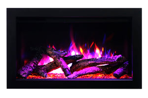 Amantii Traditional Series 33-Inch Built-In Electric Firebox Insert