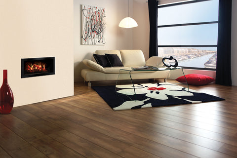 Image of Dimplex 30 Inch Opti-V Solo Virtual Built-In Electric Fireplace - VF2927L - Electric Fireplaces Depot