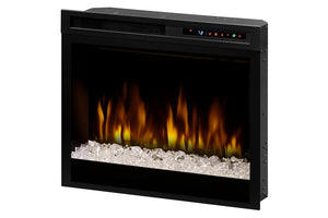 Dimplex 28'' Multi-Fire XHD Plug-In Electric Firebox Insert - Glass | XHD28G | Electric Fireplaces Depot