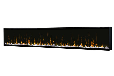 Image of Dimplex IgniteXL 100 inch Linear Built in Electric Fireplace - XLF100 - Electric Fireplaces Depot