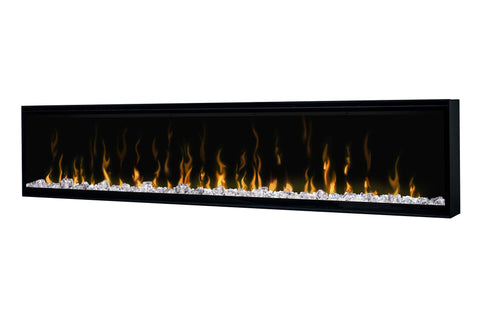 Dimplex IgniteXL 74 inch Linear Built in Electric Fireplace - XLF74 - Electric Fireplaces Depot