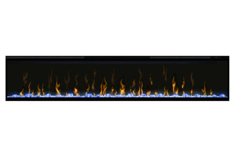 "Image of Dimplex IgniteXL 60"" Linear Built in Electric Fireplace"