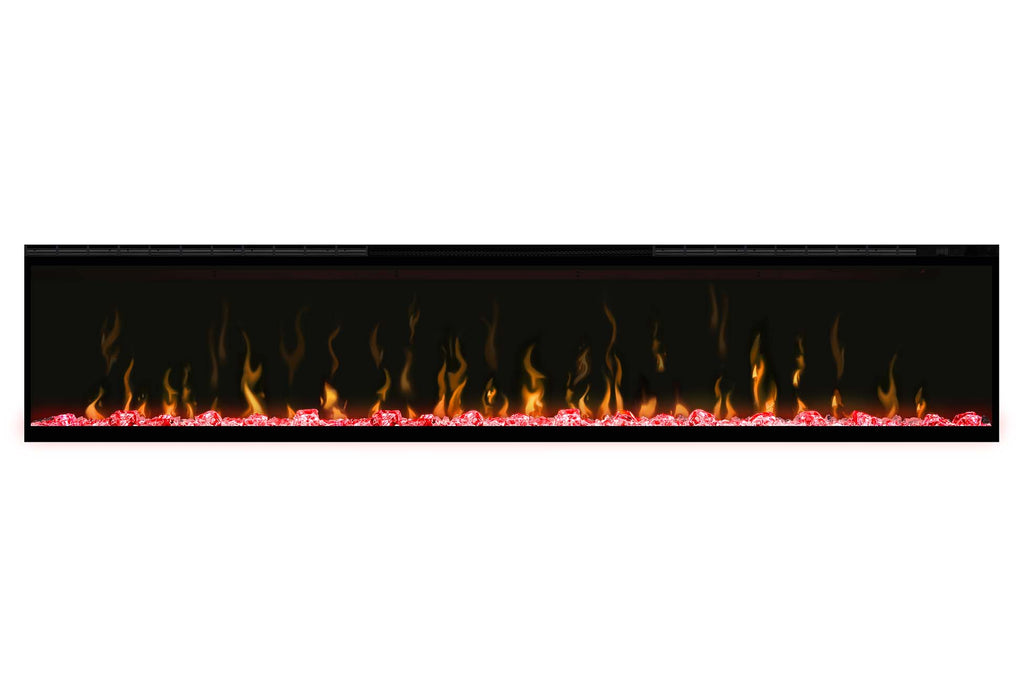 "IgniteXL Dimplex 60"" Linear Built in Electric Fireplace"