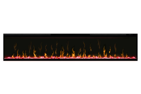 "Image of IgniteXL Dimplex 60"" Linear Built in Electric Fireplace"