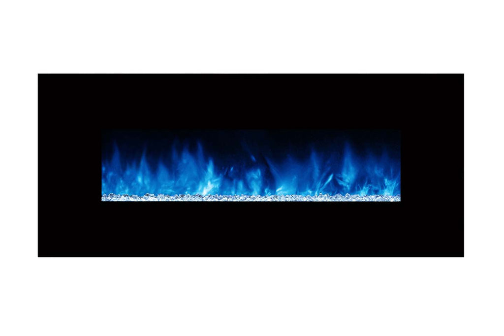 Modern Flames Ambiance 60 Inch Wall Mount Electric Fireplace - Built In - AL60CLX2 - Electric Fireplaces Depot