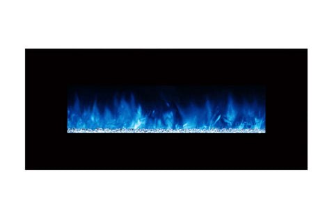 Image of Modern Flames Ambiance 60'' Wall Mount Electric Fireplace