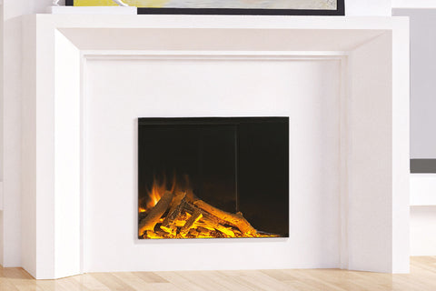 Image of Electric Modern EvonicFires 32 Inch Built-In Electric Fireplace | Electric Firebox | E32 H | Electric Fireplaces Depot