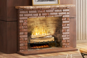 "Dimplex Revillusion 25"" Electric Fresh Cut Wood Log Insert"