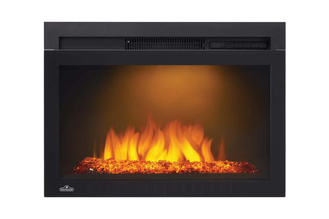 Napoleon Cinema 24'' Electric Firebox Insert Glass Series