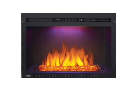 Napoleon Cinema 29'' Electric Firebox Insert Glass Series