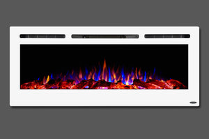 "Touchstone Sideline 50"" Built-in Electric Fireplace"