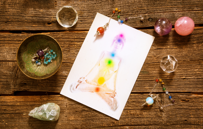 QUIZ: ARE YOUR CHAKRAS OUT OF BALANCE?