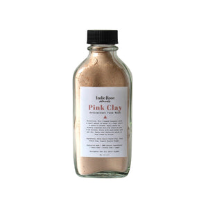 2 in 1 Pink Clay & Rosehip Antioxidant Mask