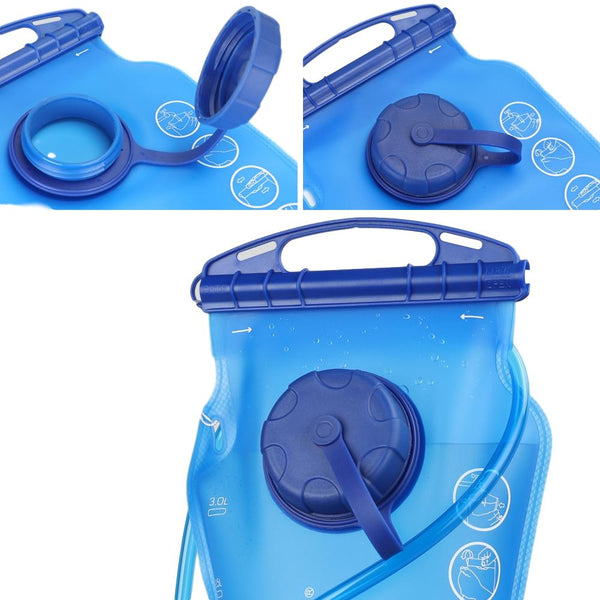 Cycling Water Bag- Blue