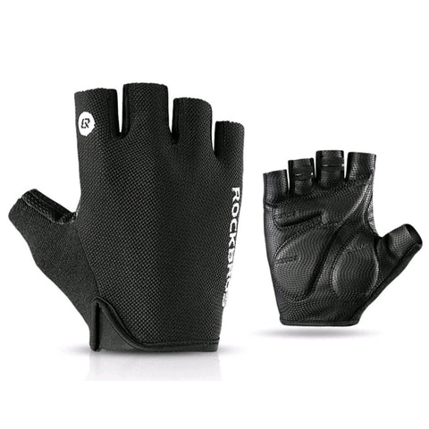 Rockbros Cycling Gloves Half Finger