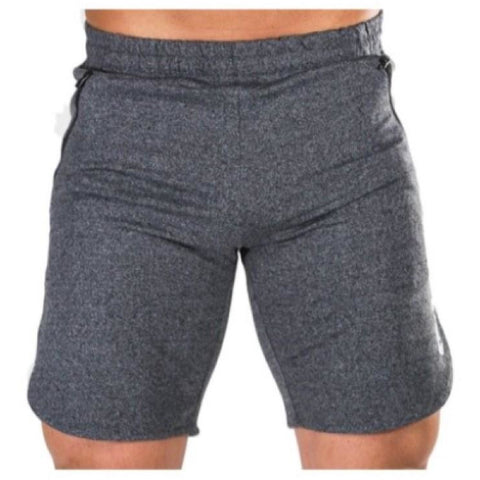 Shorts - Men's Gym Shorts (Dark Grey)